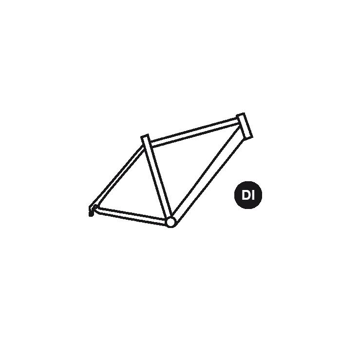 KTM MACINA TEAM 292 (2021) RH 53, black matt (white)